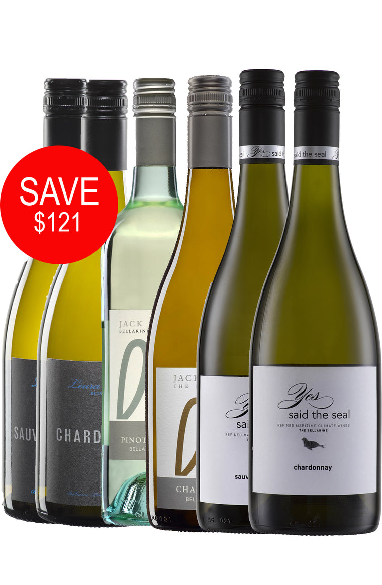 Bellarine White Pack (12 Bottles)