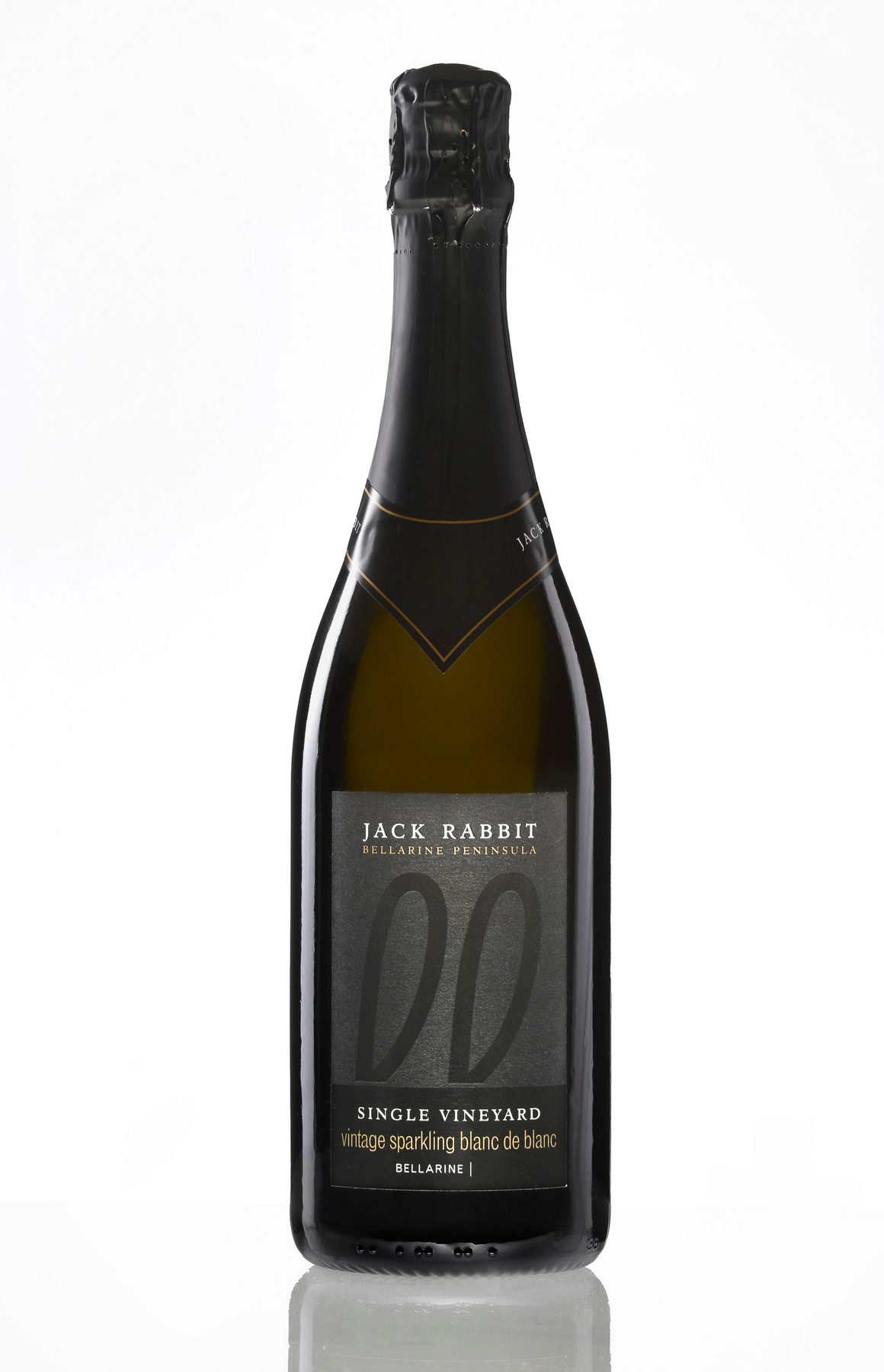 2018 Jack Rabbit Single Vineyard Sparkling Blanc De Blanc