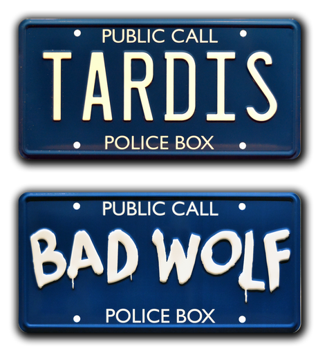 DOCTOR WHO <br />Two Plate Combo
