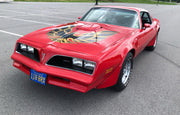 HOOPER <br />Burt Reynolds' '78 Trans Am