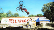 BMX racing collectible art