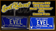 Home theatre décor from Evel Knievel collectibles with Robert Craig