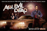 Ash vs Evil Dead TV prop décor
