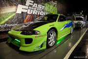 The Fast and The Furious movie prop décor