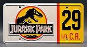 JURASSIC PARK <br />Three Plate Combo