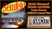 Home theatre décor from Seinfeld with Cosmo Kramer
