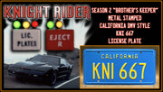 Home theatre décor from Knight Rider with April Curtis