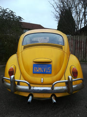BUMBLEBEE <br />Transformers VW Beetle
