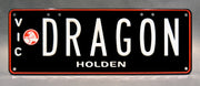 HOLDEN HSV <br />Two Plate Combo