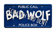 S&D | DOCTOR WHO <br />Fan-Requested BAD WOLF