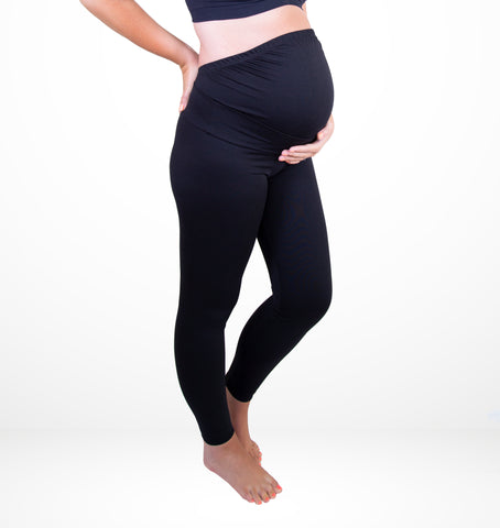 Full Length Everyday Maternity Leggings – style, fit and support for everyday comfort