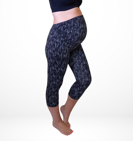 ¾ Everyday Maternity Leggings – style, fit and support for everyday comfort