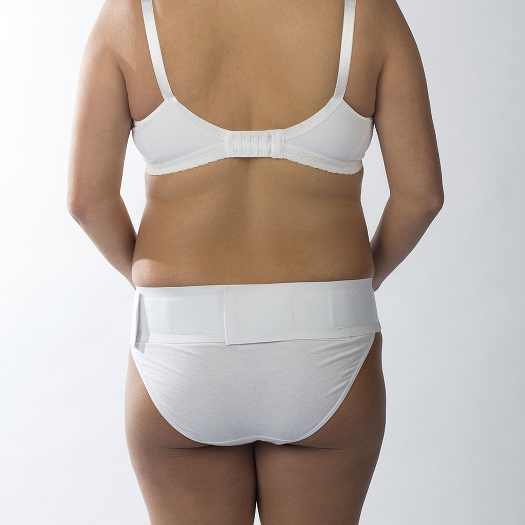 Back Support Belt - Takes pressure off your back and pelvis