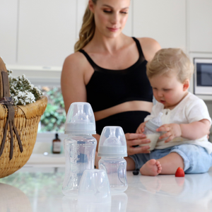 250mL Feeding Bottle Triple Pack