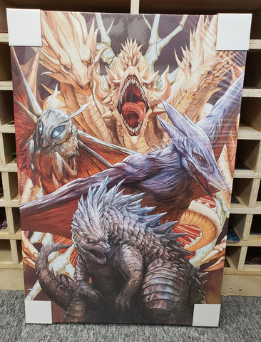 King of Monsters [Canvas]