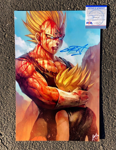 Goodbye My Son [Autographed] [w/ PSA Authentication]