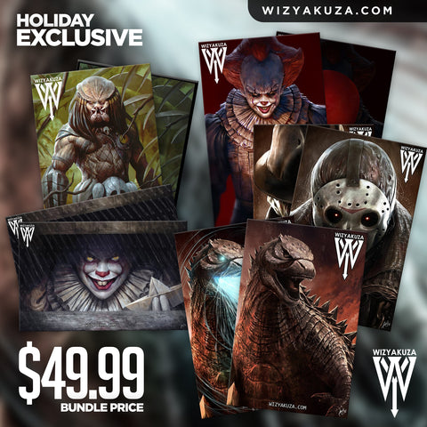 Monsters / Horror Bundle (Holiday Sale 2020)