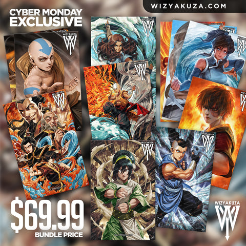 ATLA Bundle (Cyber Monday 2020)