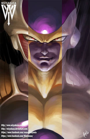 Frieza Split