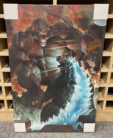 Massive Monster Mashup [Canvas]