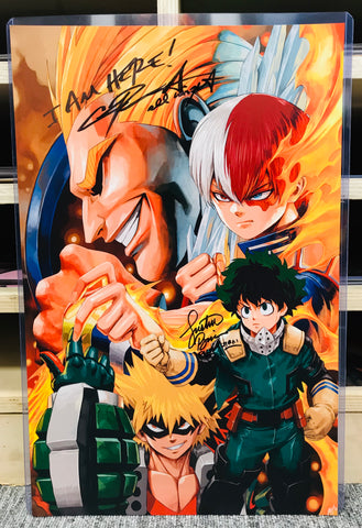 Trials of a Hero [Autographed]