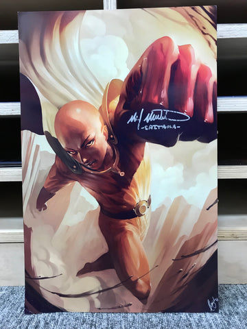 Charging Fist [Autographed]