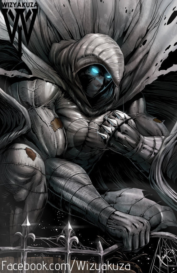 Moon Knight – Wizyakuza.com