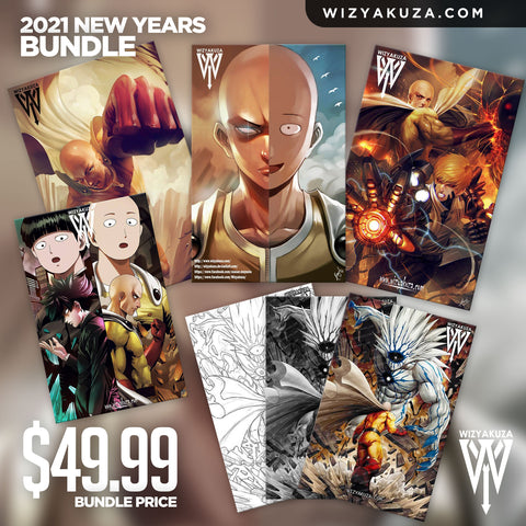 One Punch Man Bundle (New Years 2021)