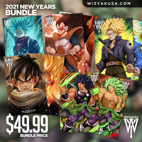 Dragon Ball Bundle (New Years 2021)
