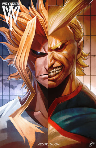 All Might Split