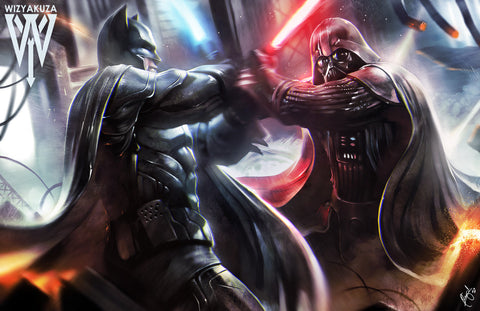 Bat vs. Sith