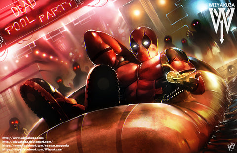 Dead Pool Party