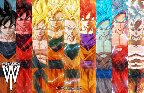 The Evolution of a Hero Split [Kameha Con Exclusive]