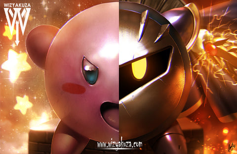 Kirby/Knight Split