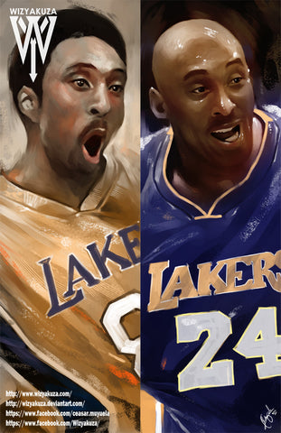 Young/Old Kobe Split