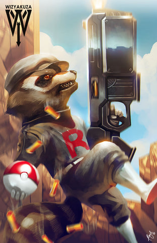 Rocket joined Rocket