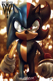 Sonic/Shadow Split