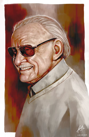 Stan Lee [Tribute Piece]