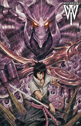 The Perfect Susanoo Pt.1