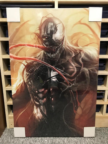 Captain Venom [Canvas]