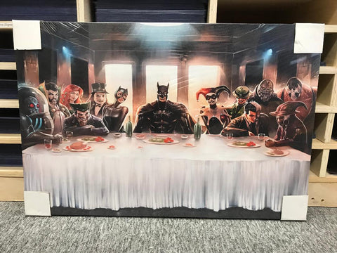 The Last Supper [Canvas]