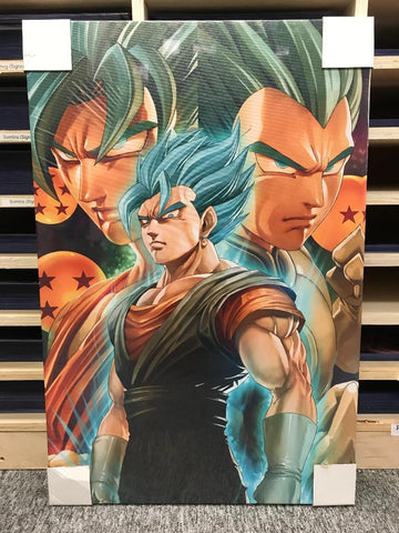 Fusion of Gods [Canvas]