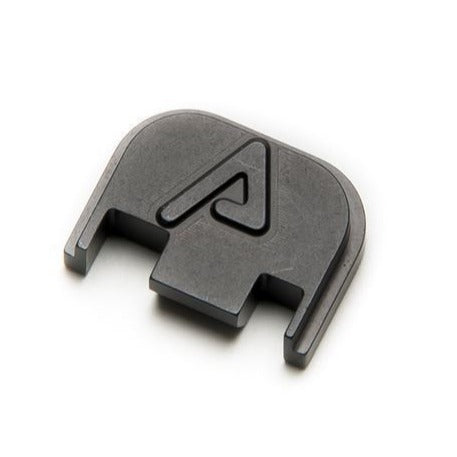 "Agency Arms ""A"" Embossed Glock Slide Cover Plate"