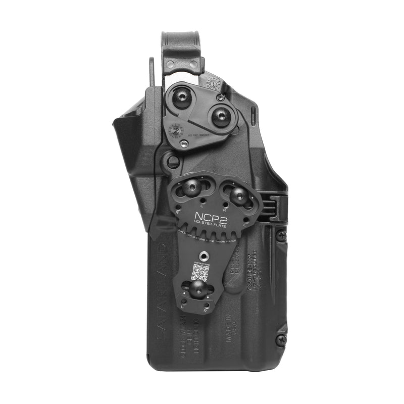 Black Box Customs NCP2 (Negative Cant Plate version 2) Holster Plate