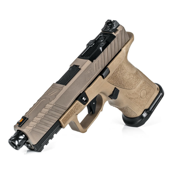 Zev Technologies OZ9c FDE (Black DLC)