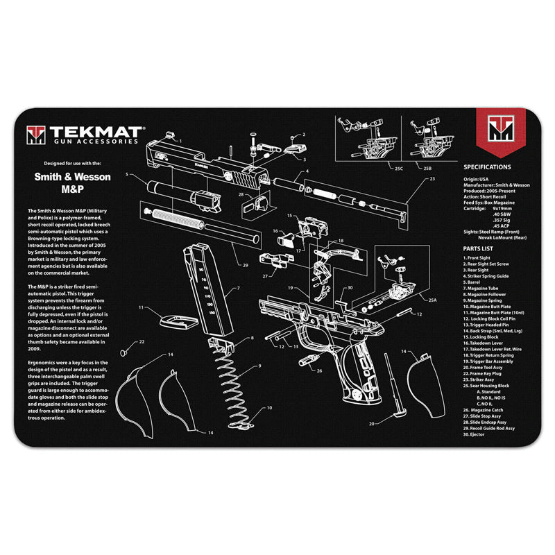 "TekMat 11""x17"" Cleaning Mat"
