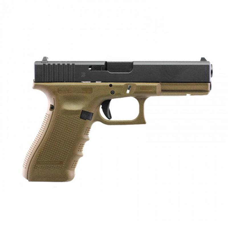 Glock 17 Gen 4 Flat Dark Earth