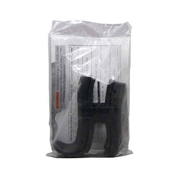 Factory Glock Backstrap Set G17,G22,G34 Set (Gen 4)