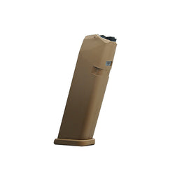 Factory Glock Magazine G19X 9mm 10 Round Tan