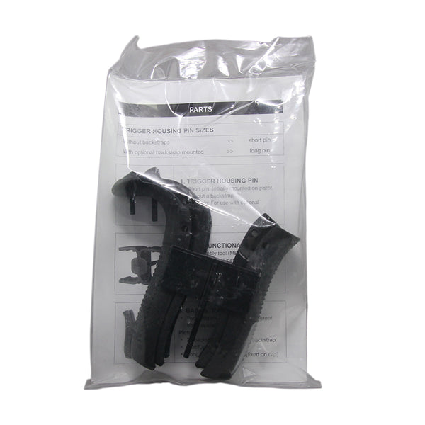 Factory Glock Backstrap Set G19,G23,G32 Set (Gen 4)